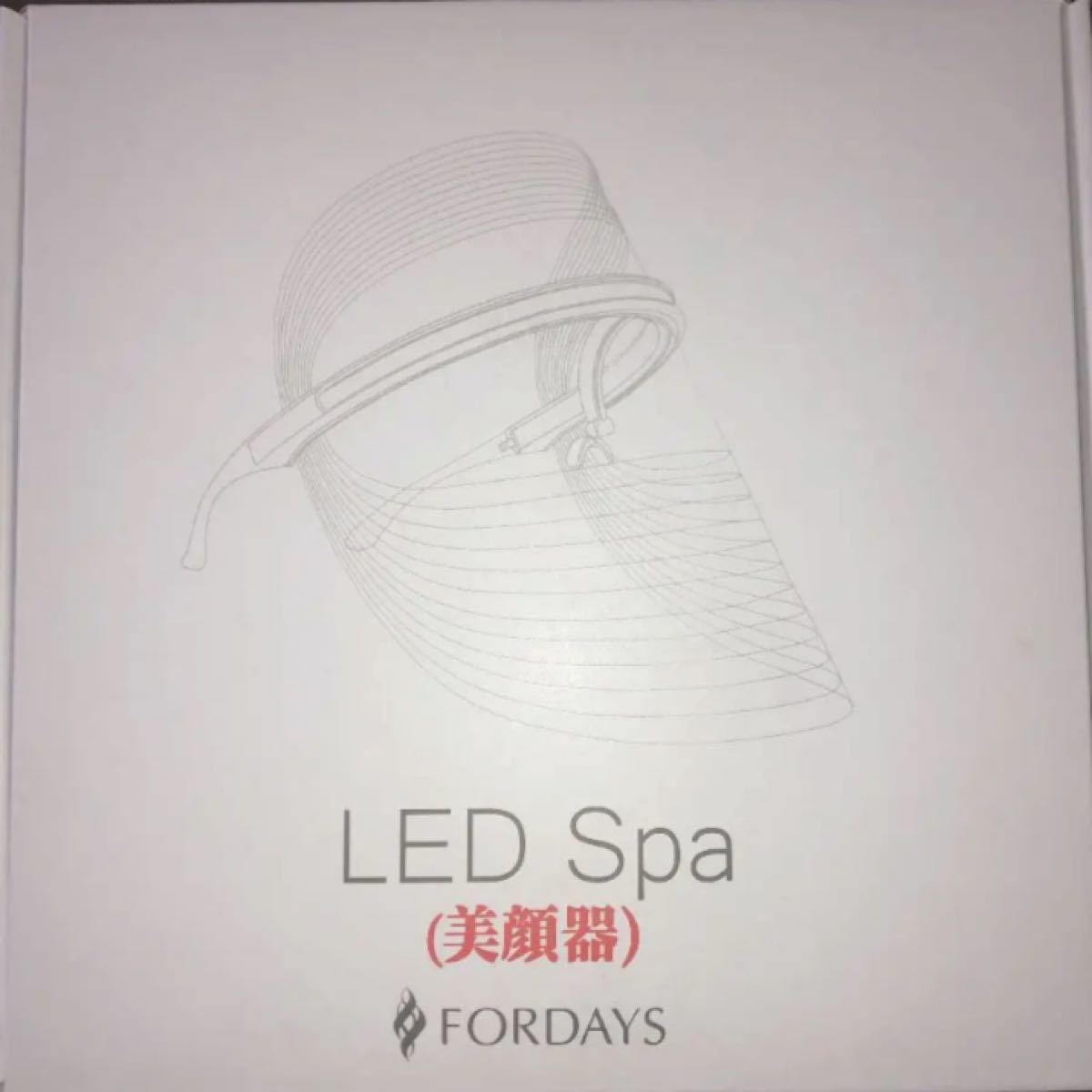 LED spa (フォーデイズFORDAYS新品未使用)