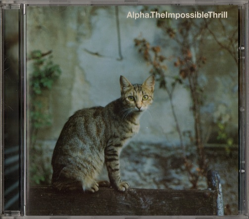 Alpha / The Impossible Thrill (輸入盤CD) Melankolic