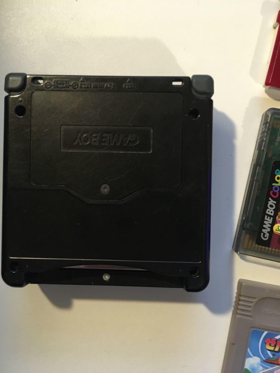 ゲームボーイアドバンスspとゼルダの伝説系ソフト GBA