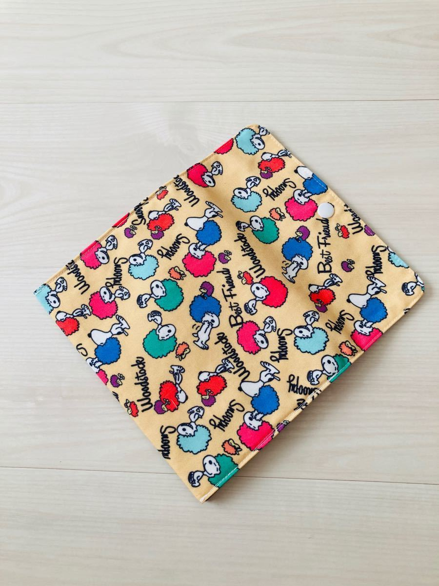 《handmade》マルチケース 通帳ケース 母子手帳ケース