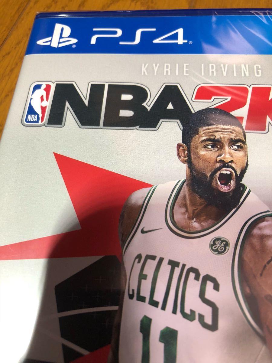 ps4 NBA 2K 18 新品 未開封