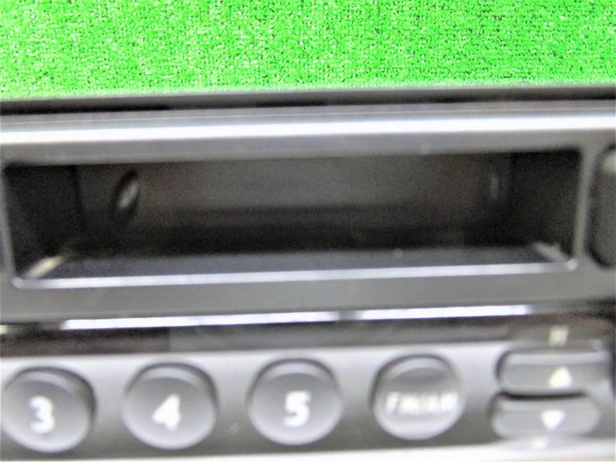 スズキ純正/カセットデッキ/39101-78H00-JS7【ジャンク品】①_画像10