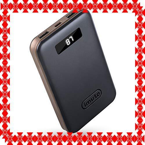 iMuto USB-C Power Delivery対応 モバイルバッテリー10000mAh PSE認証済み QC 3.0/2.0