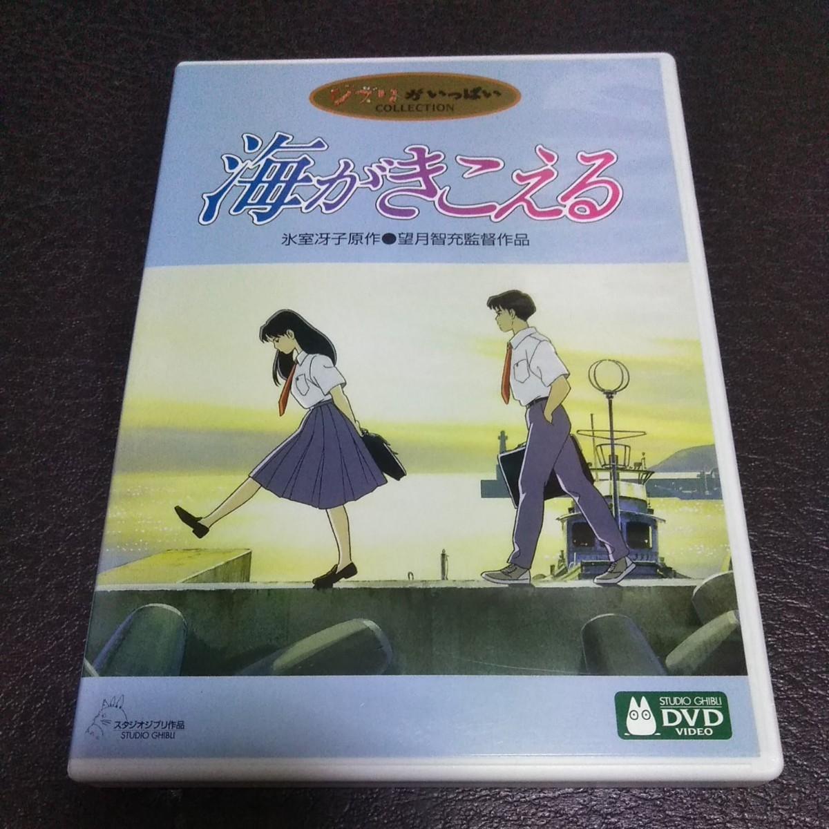 【DVD】海がきこえる