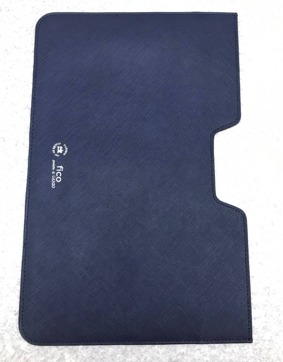 SONY × fico prodotto di GANZO ソニーストア限定 Xperia Z2 Tablet 用 オリジナルスリーブケース ネイビー_画像2