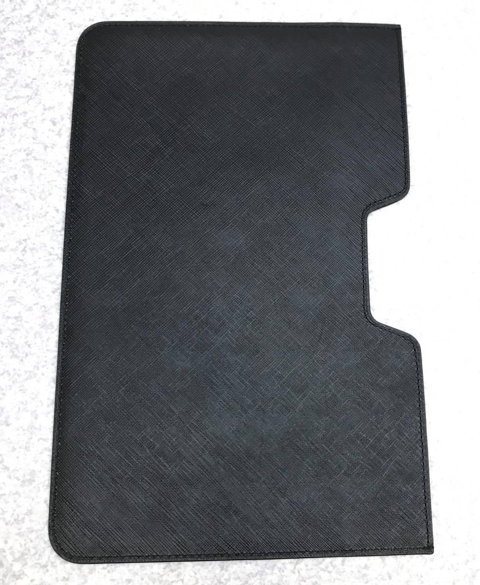 SONY × fico prodotto di GANZO ソニーストア限定 Xperia Z2 Tablet 用 オリジナルスリーブケース ブラック_画像2