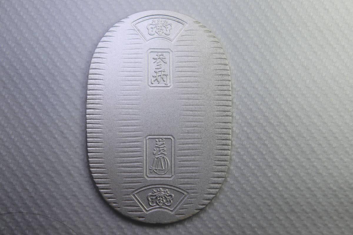 純銀小判◆佐川急便◆21,2g◆硫化防止袋◆送料定形外120円◆