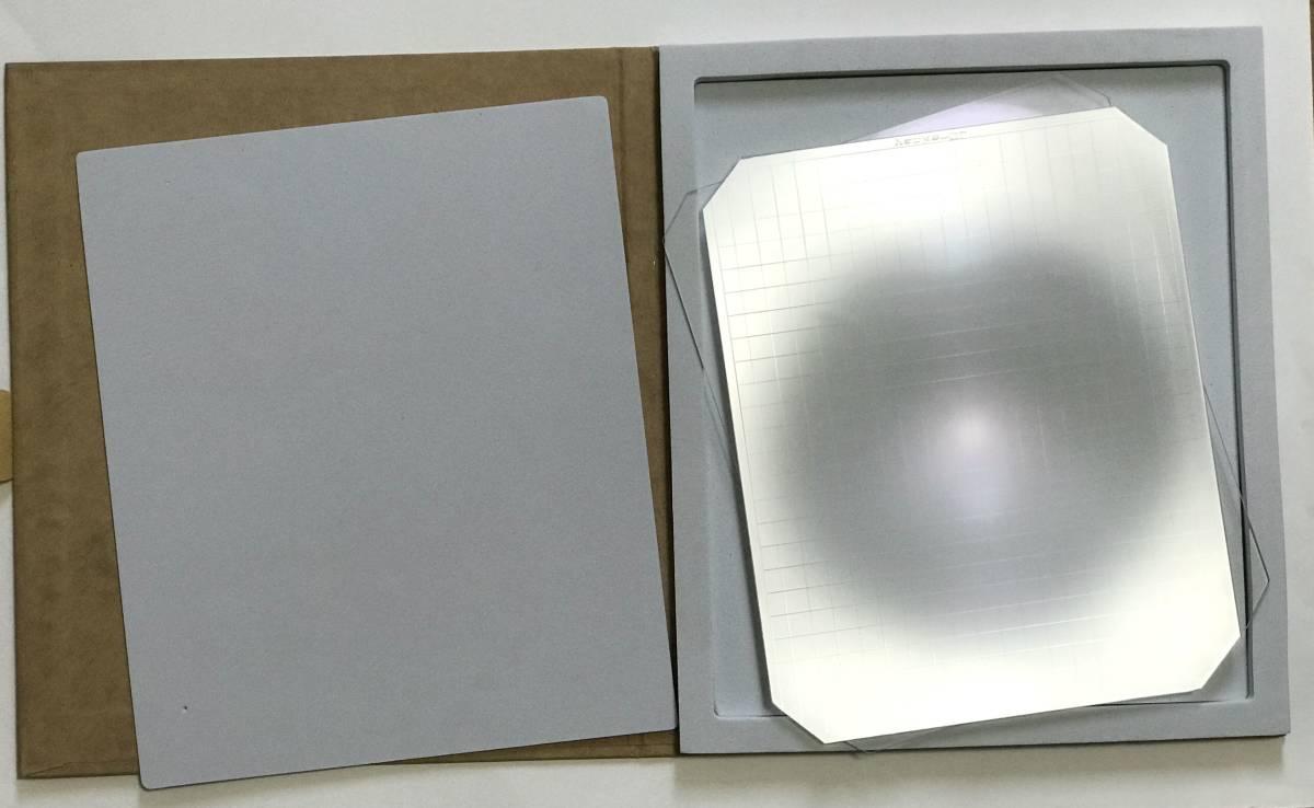 新品 8X10大判カメラ用スクリーン 明かりを増す_画像4