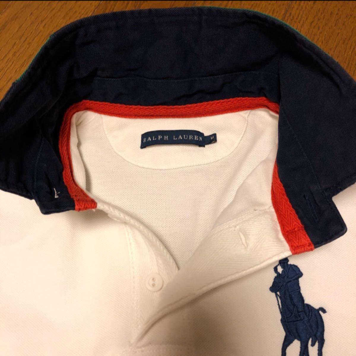 ラルフローレン  半袖ラガーシャツ  厚手ポロシャツ