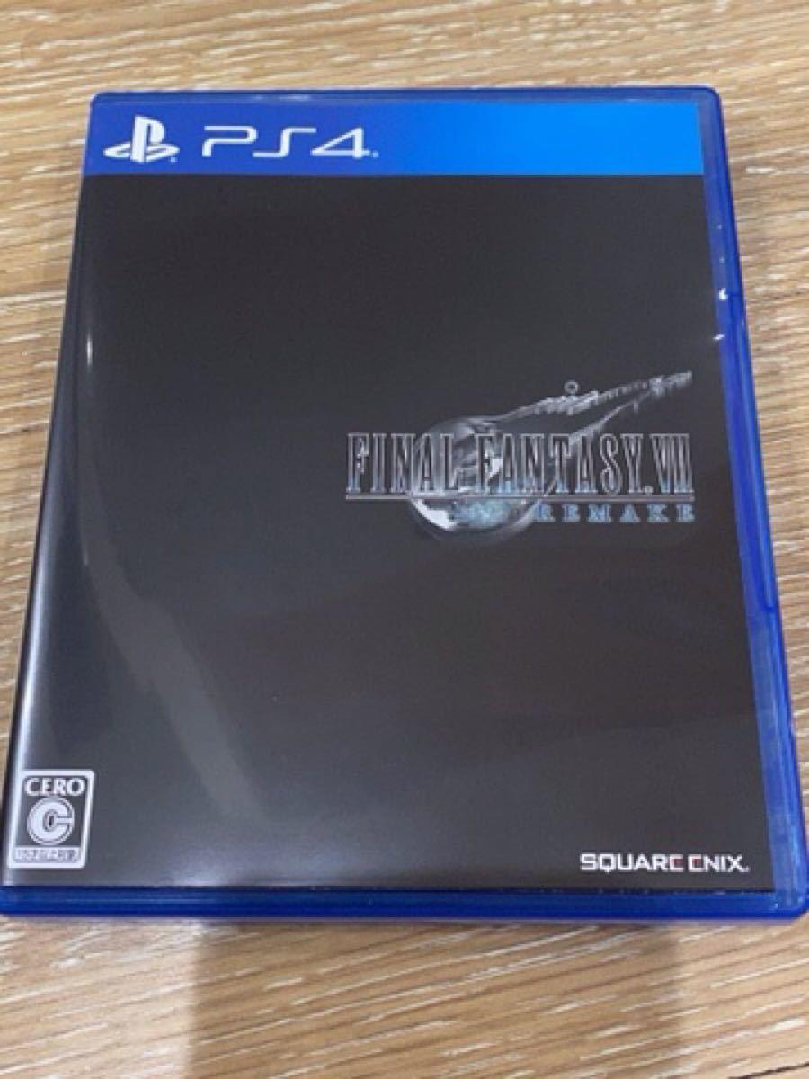 【PS4】 ファイナルファンタジーVII REMAKE FINAL