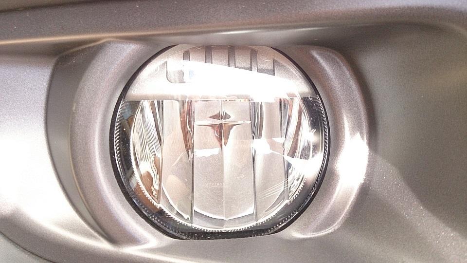 ジープ JLラングラーアンリミテッドルビコン フロントバンパ JL36 LEDフォグランプ付き!_画像3