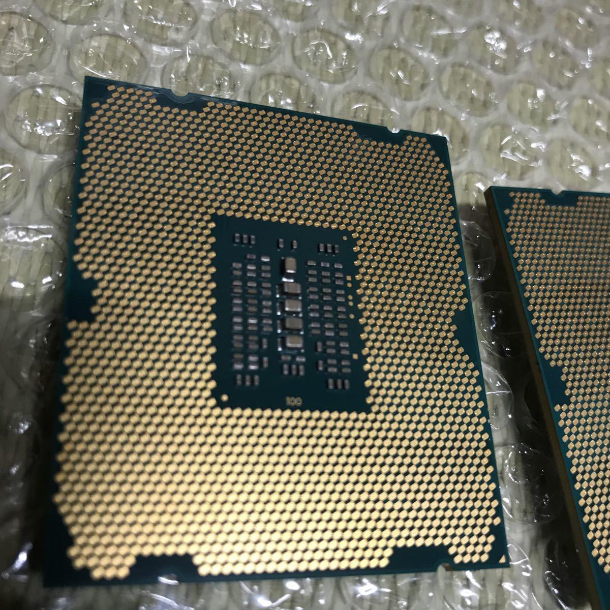 Intel Xeon E5 2630v2 2枚セット_画像4