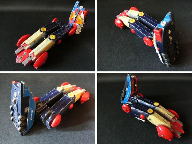 【近】当時物 ポピー製 ポピニカ 超電磁ロボ コンバトラーV 超合金_画像7