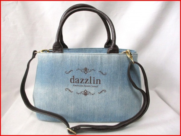 デニム DAZZLINの情報