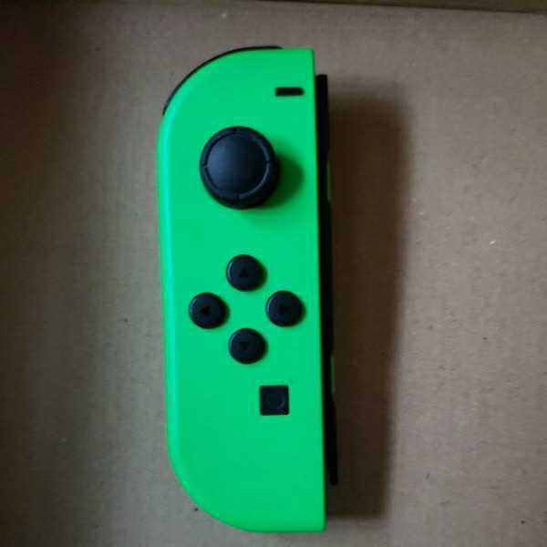 Nintendo Switch Joy-Con Joy-Con (L) グリーン