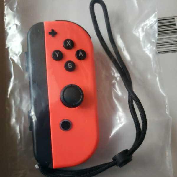 Nintendo Switch ジョイコン Joy-Con  オレンジ