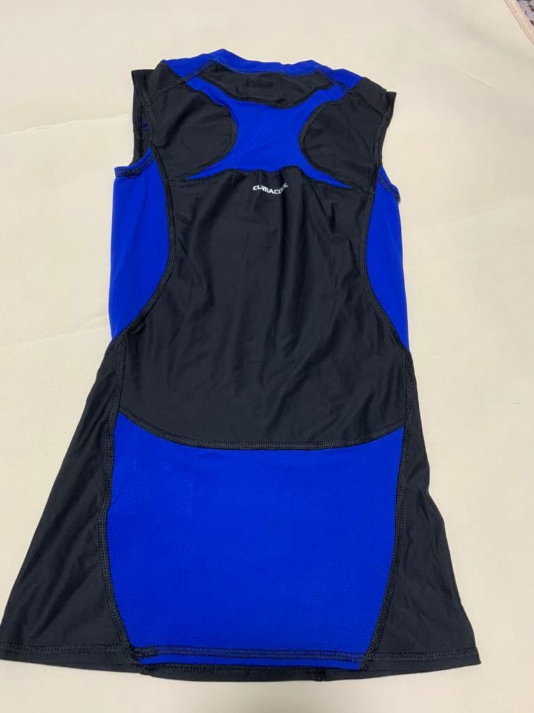adidas  アディダス コライマクール コンプレッションシャツ Sサイズ ブラック