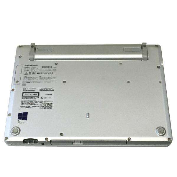 Panasonic Let's note CF-SZ5HD6KS Windows10Pro/Corei5(6200U)2.3GHz/メモリ4GB/SSD128GB パナソニック ノートパソコン ①_画像5