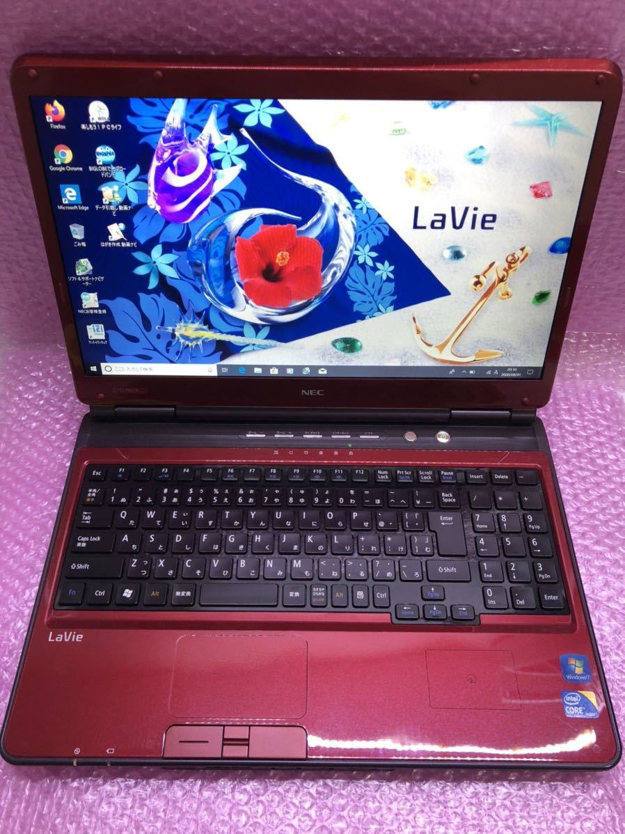 NEC LaVie L LL750/AS1YR /Intel Core i5 430M(2.26GHz)/ SSD256GB / 4GB
