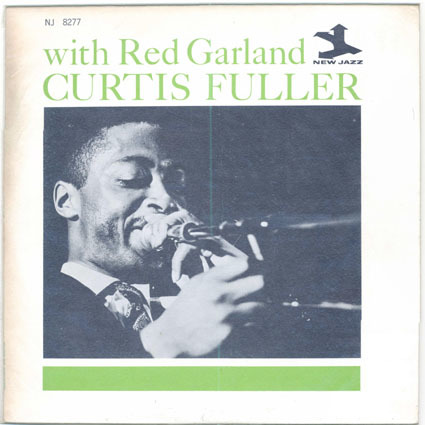 JAZZ RECORD Curtis Fuller With Red Garland Trio NJ 8277/pur(5245f)_画像1