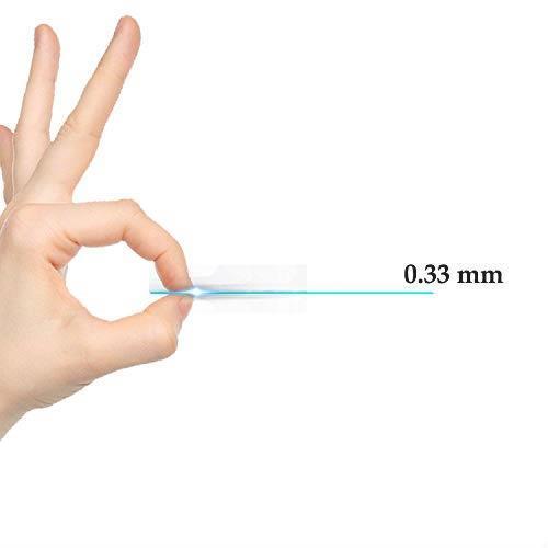 HUAWEI P30 Lite ガラスフィルム 【2枚セット】Gosento HUAWEI P30 Lite フィルム 強化ガラス液晶保護フィルム 飛散防止 硬度9H_画像5