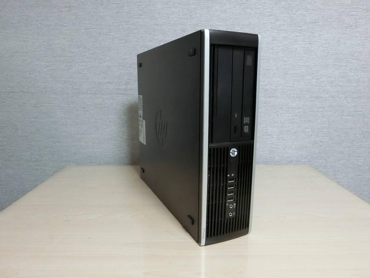 ● 1円スタート~HP Compaq Pro 6300 SFF Core i3-3220 Windows 10 Pro 64bit(ライセンス認証済) ●3_画像2