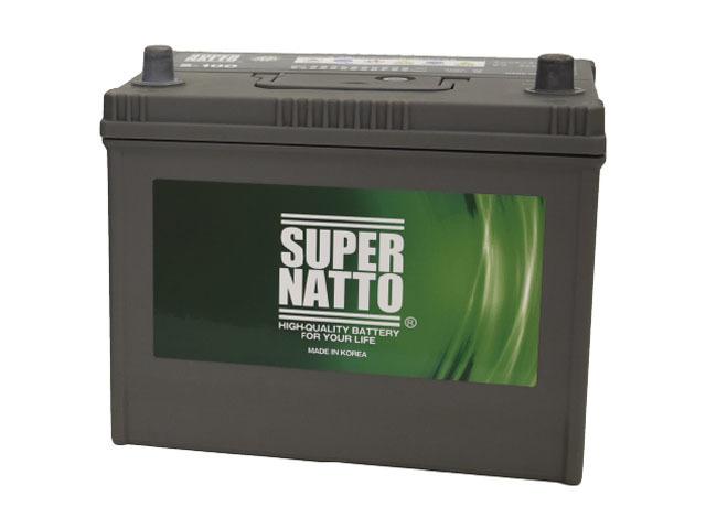 信頼のスーパーナット製!アイドリングストップ車対応バッテリーS-100[65D26L/75D26L/80D26L/85D26L/90D26L/S-85/S-95互換]保証付_画像1