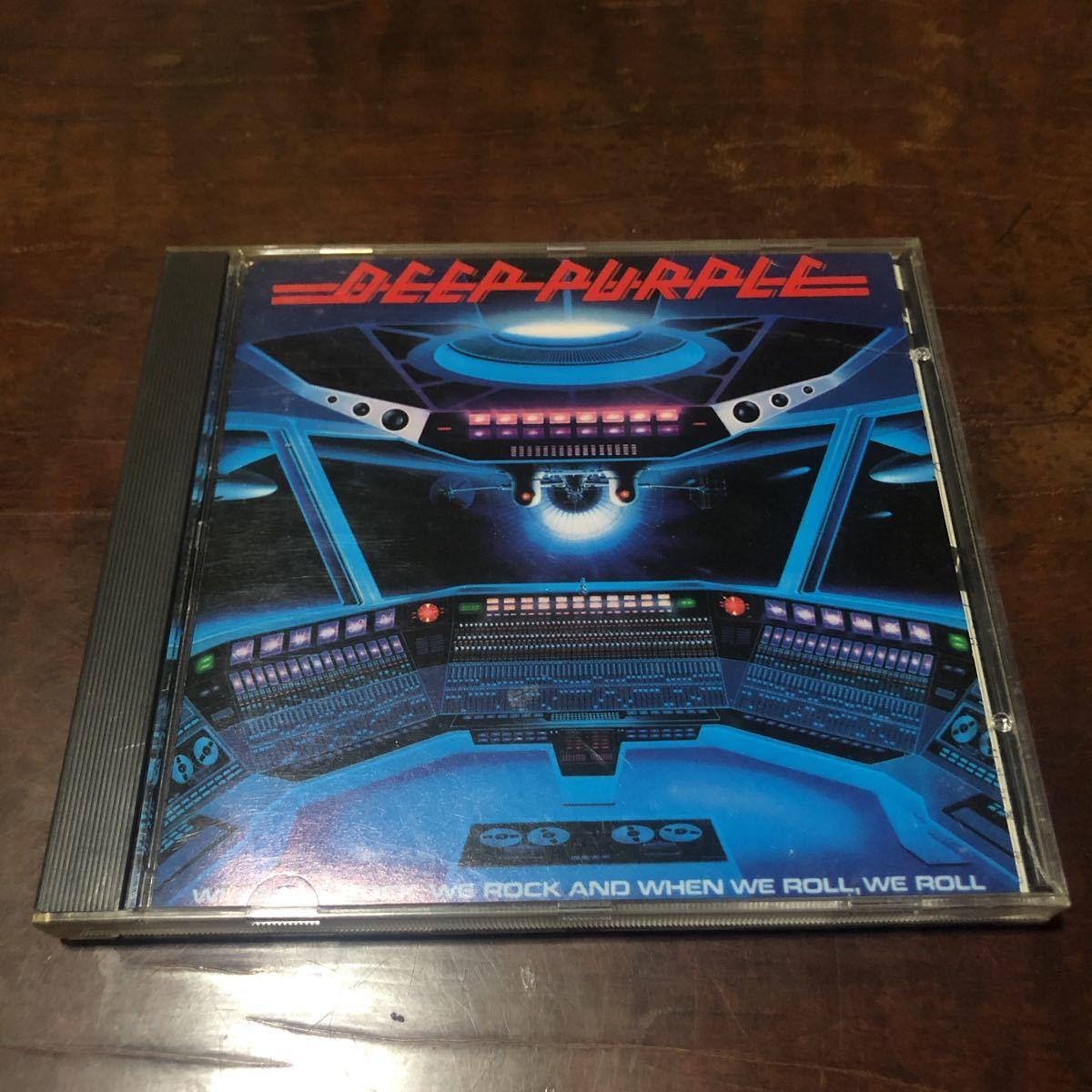 ディープ・パープル パープル・ロール 国内盤 CD