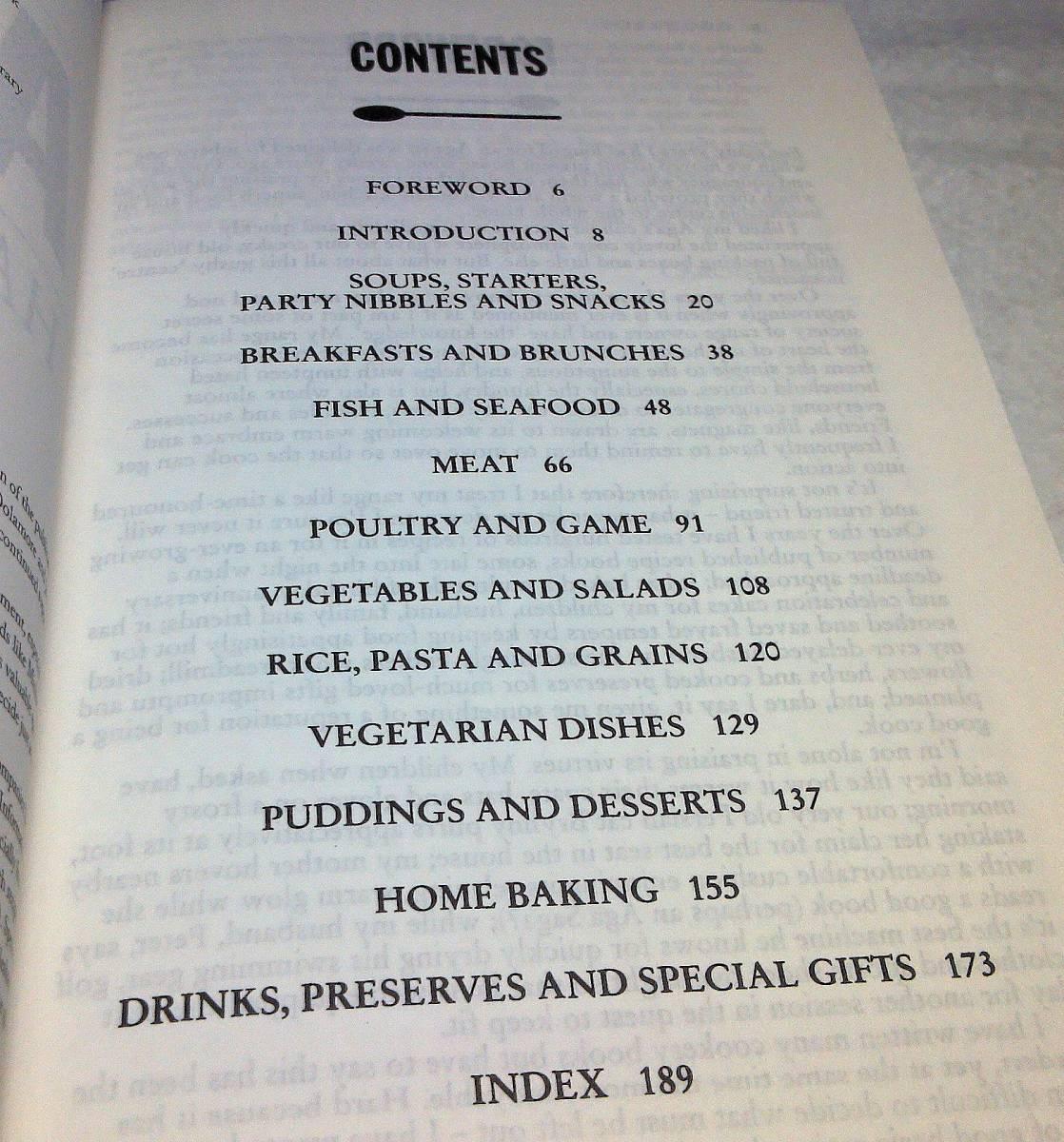 <洋書>アーガ オーブンクッカー ハンドブック ~レシピ本『The Basic Basics AGA HANDBOOK』