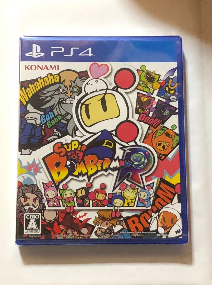 PS4 スーパーボンバーマンR