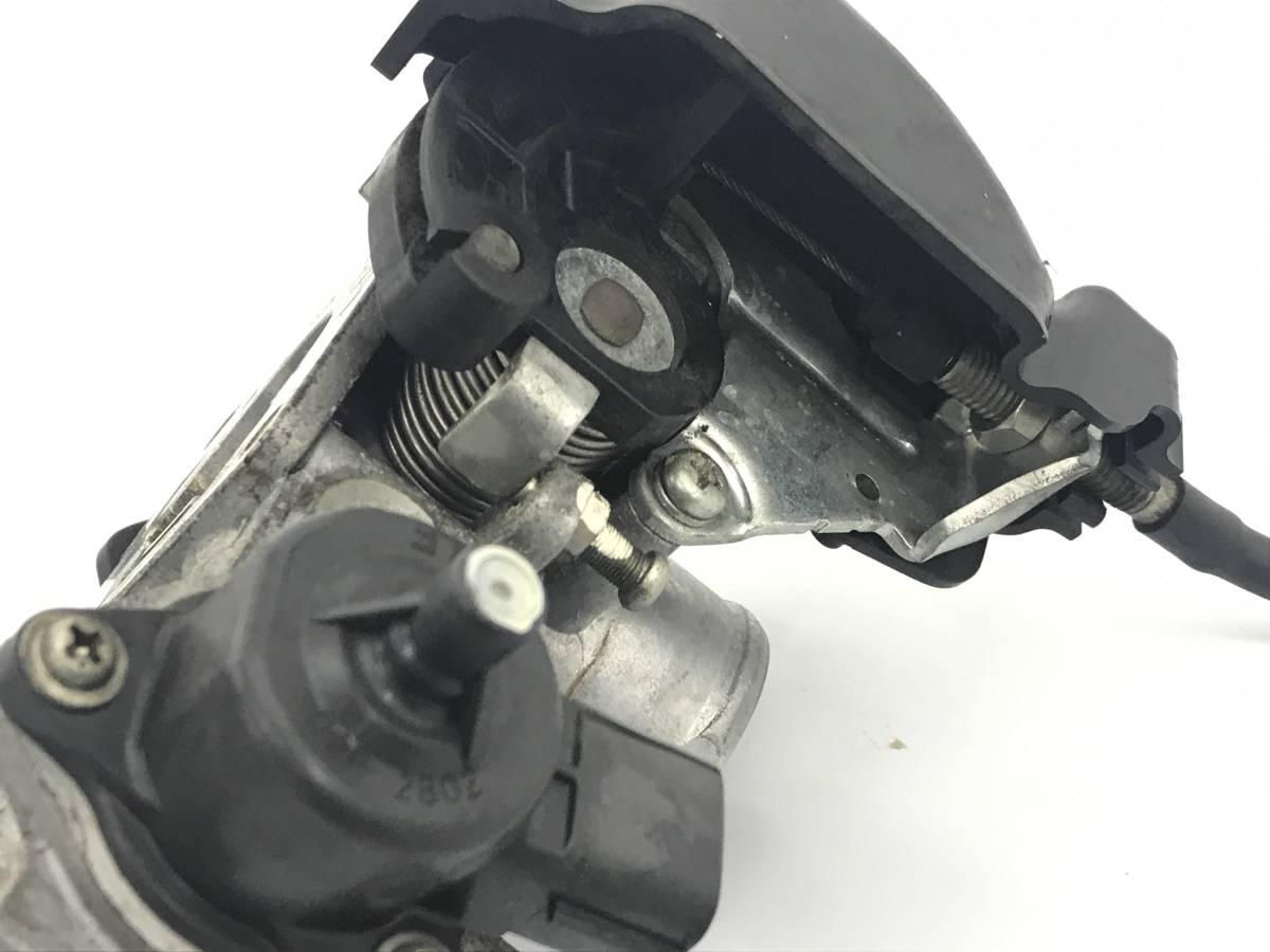 _b36482 スズキ ワゴンR FXリミテッドⅡ DBA-MH23S スロットルボディ ワイヤー センサー付き K6A マツダ AZワゴン MJ23S_画像8