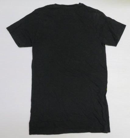 UST5ガンズアンドローゼズGUNS N' ROSESアメリカ古着バンドTシャツSMロックTシャツ黒TシャツROCKオールド_画像3