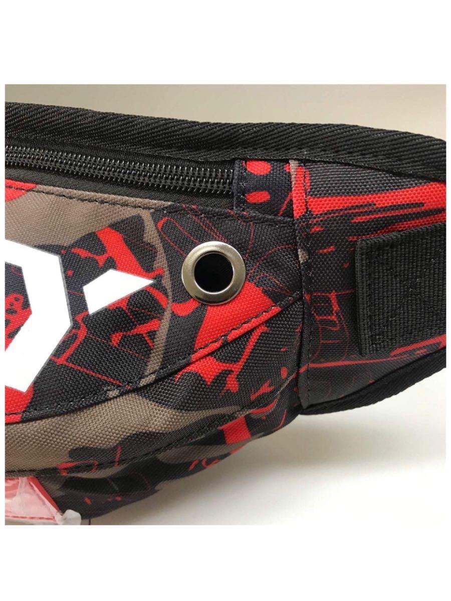 ウエストバッグ バイク 多機能 スポーツ ウエストポーチ カラフル オックスフォード布収納バッグ 斜め掛けバッグ