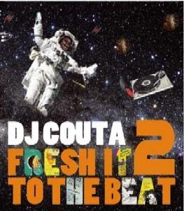 DJ COUTA / FRESH IT TO THE BEAT 2 DJ KIYO,DJ MITSU THE BEATS,DJ JUCO,大自然,DJ MU-R
