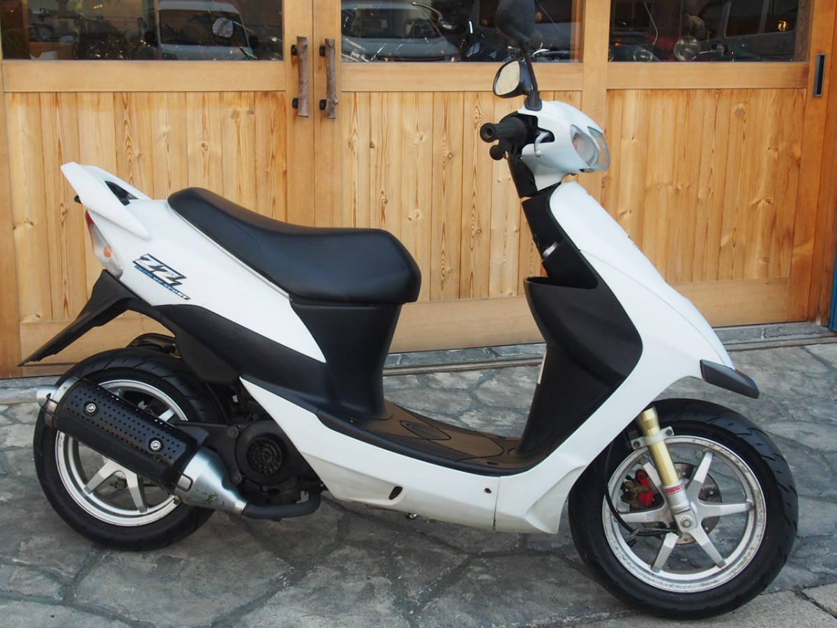 「●スズキ ZZ(CA1PB) 実動確認済み 普段使いやセカンドバイクとして 現状 売り切り 学生さんの足にも♪ 愛知より☆」の画像2