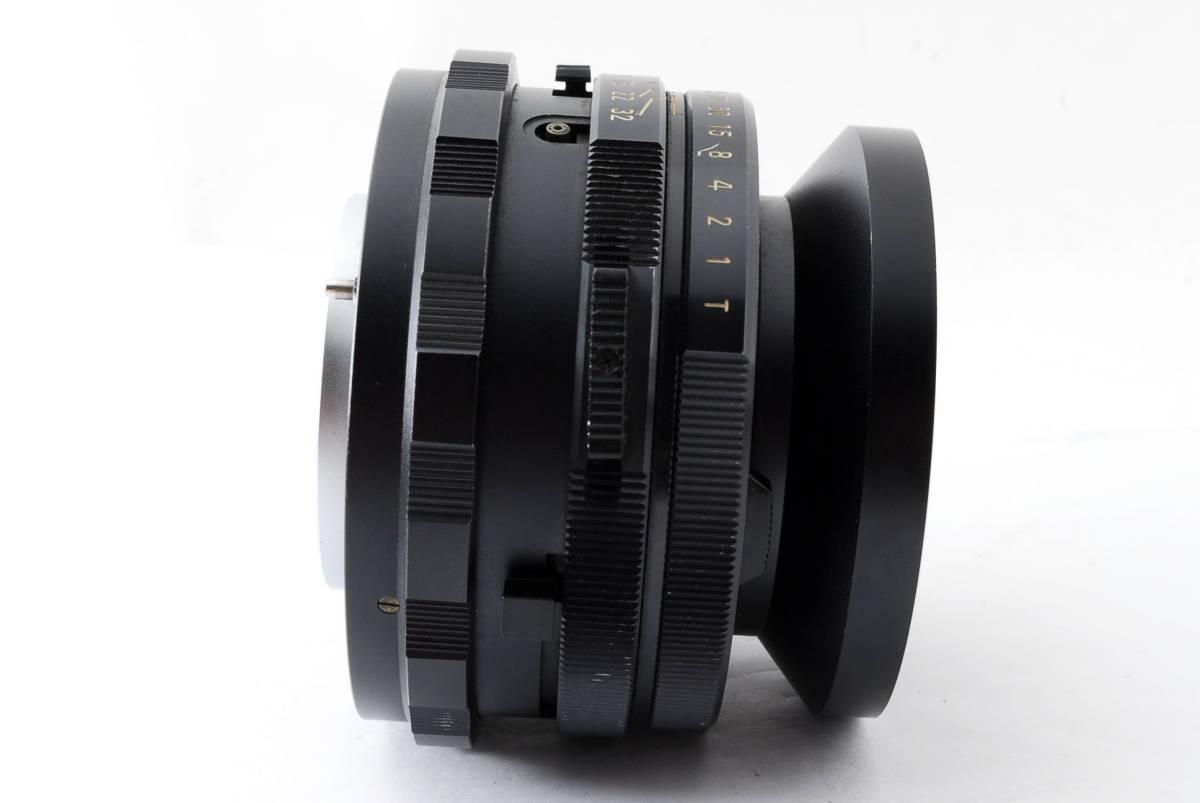 ◇◆ 動作不良 マミヤ Mamiya セコール Sekor 127mm f3.8 RB67 Pro S SD 用 中判カメラ 中判レンズ 5602 ◆◇_画像8