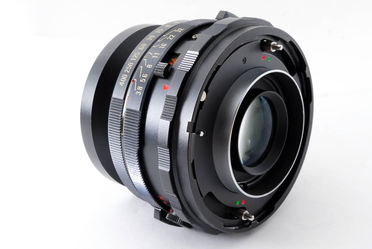 ◇◆ 動作不良 マミヤ Mamiya セコール Sekor 127mm f3.8 RB67 Pro S SD 用 中判カメラ 中判レンズ 5602 ◆◇_画像6