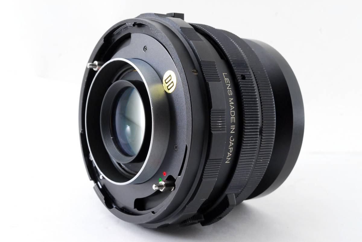 ◇◆ 動作不良 マミヤ Mamiya セコール Sekor 127mm f3.8 RB67 Pro S SD 用 中判カメラ 中判レンズ 5602 ◆◇_画像4