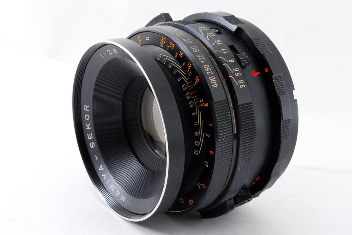 ◇◆ 動作不良 マミヤ Mamiya セコール Sekor 127mm f3.8 RB67 Pro S SD 用 中判カメラ 中判レンズ 5602 ◆◇_画像1