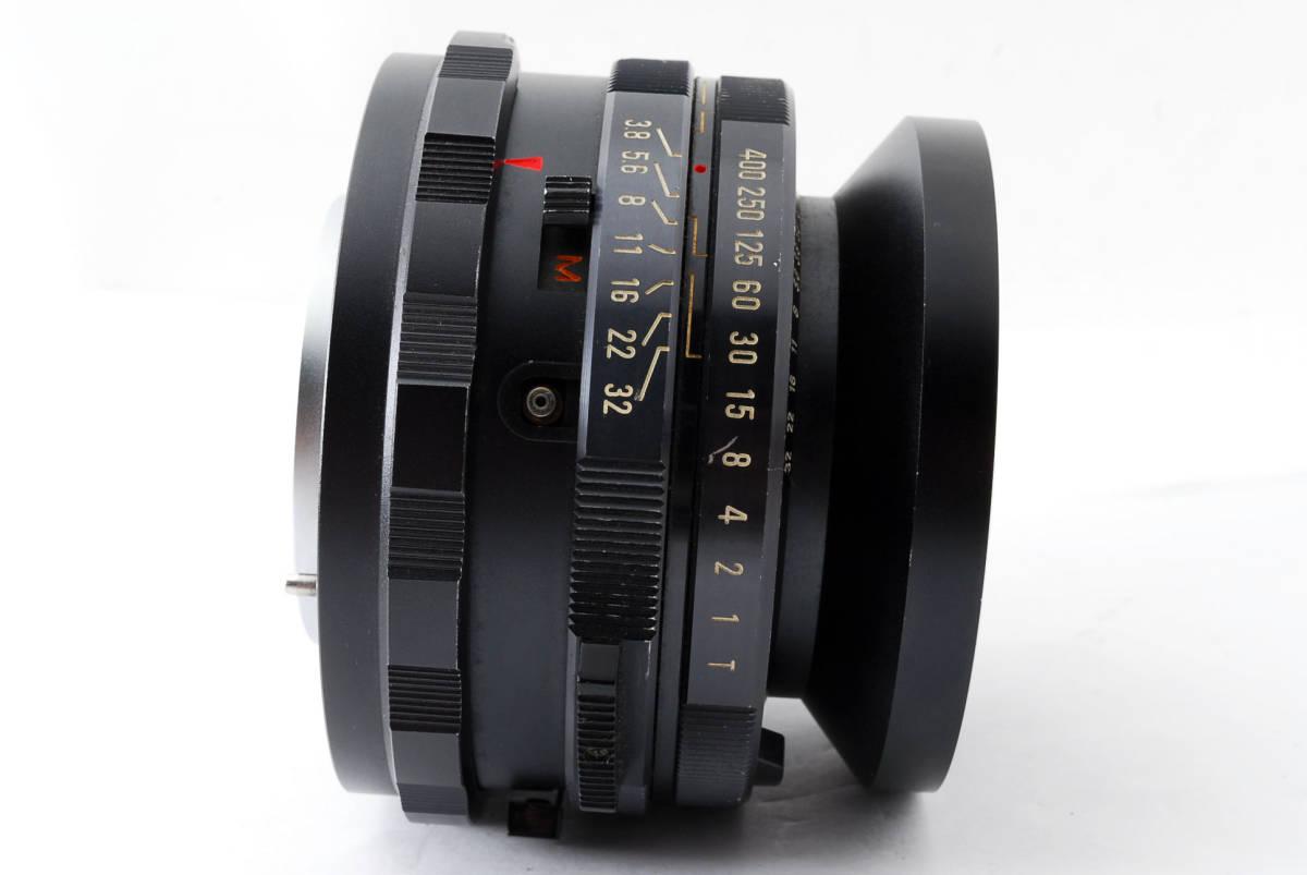 ◇◆ 動作不良 マミヤ Mamiya セコール Sekor 127mm f3.8 RB67 Pro S SD 用 中判カメラ 中判レンズ 5602 ◆◇_画像9