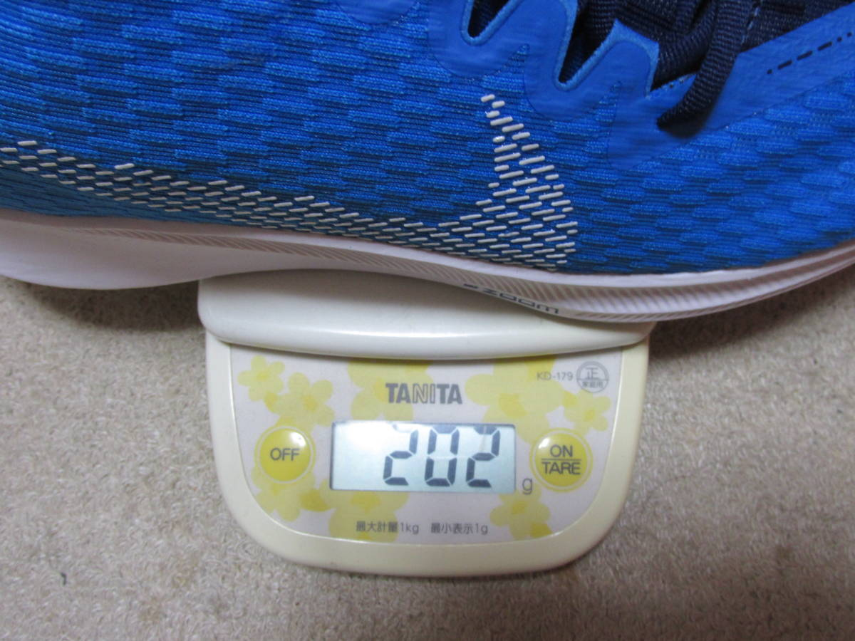NIKE ナイキ ズーム ライバル フライ2 26.0cm ブルーカラー