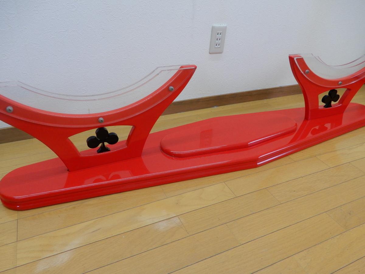 ★COLNAGO for Ferrari CF1 コルナゴ×フェラーリ 世界限定500台 専用台付【中古美品】_画像9