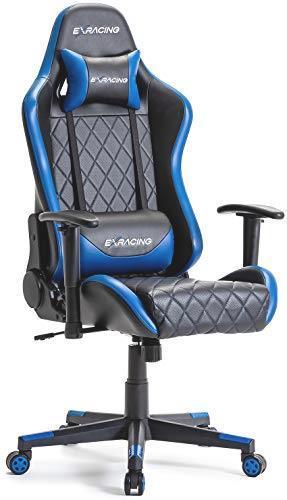 送料無料 【 ゲーミングチェア ミーティングチェア 人間工学に基づいた3D設計 】 オフィスチェア デスクチェア 椅子 ゲーム用チェア_画像1