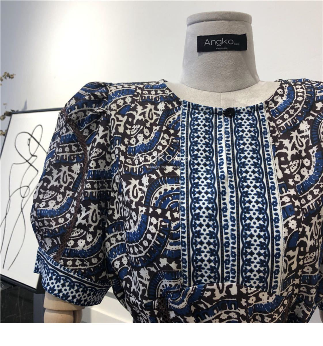 ロング ワンピース  大人気 マキシロングワンピース 韓国 ノースリーブ 夏服