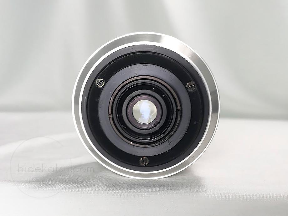 メイヤーの準広角プリマゴン純正ケース付【分解清掃済み・撮影チェック済み】Primagon F4.5 35mm M42 / Meyer Optik Grlitz _08g_画像6