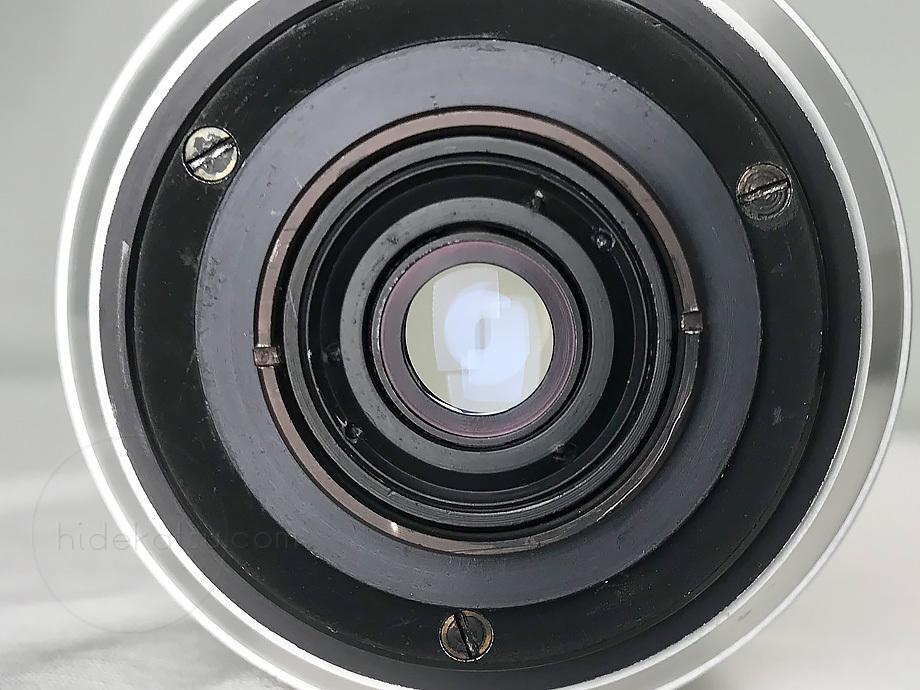 メイヤーの準広角プリマゴン純正ケース付【分解清掃済み・撮影チェック済み】Primagon F4.5 35mm M42 / Meyer Optik Grlitz _08g_画像10