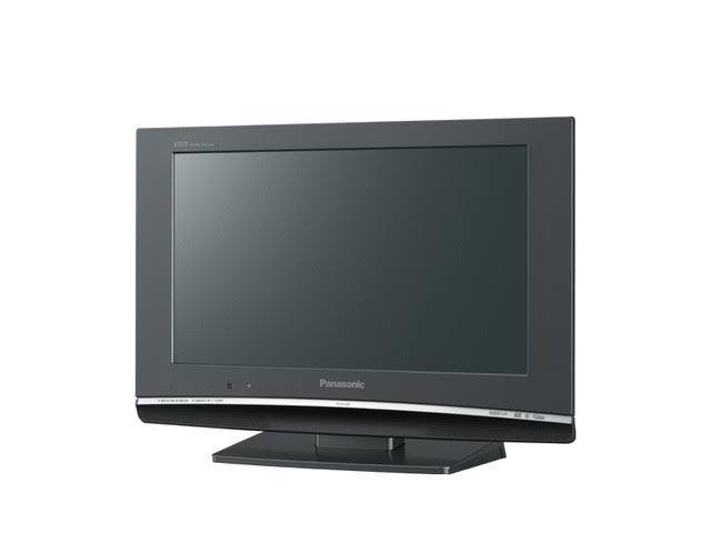 新品同様 パナソニック Panasonic テレビ 映像機器 VIERA TH-20LX80 リモコン付き 20インチ
