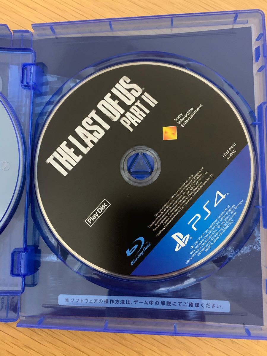 【PS4】 The Last of Us Part II ザラストオブアス2