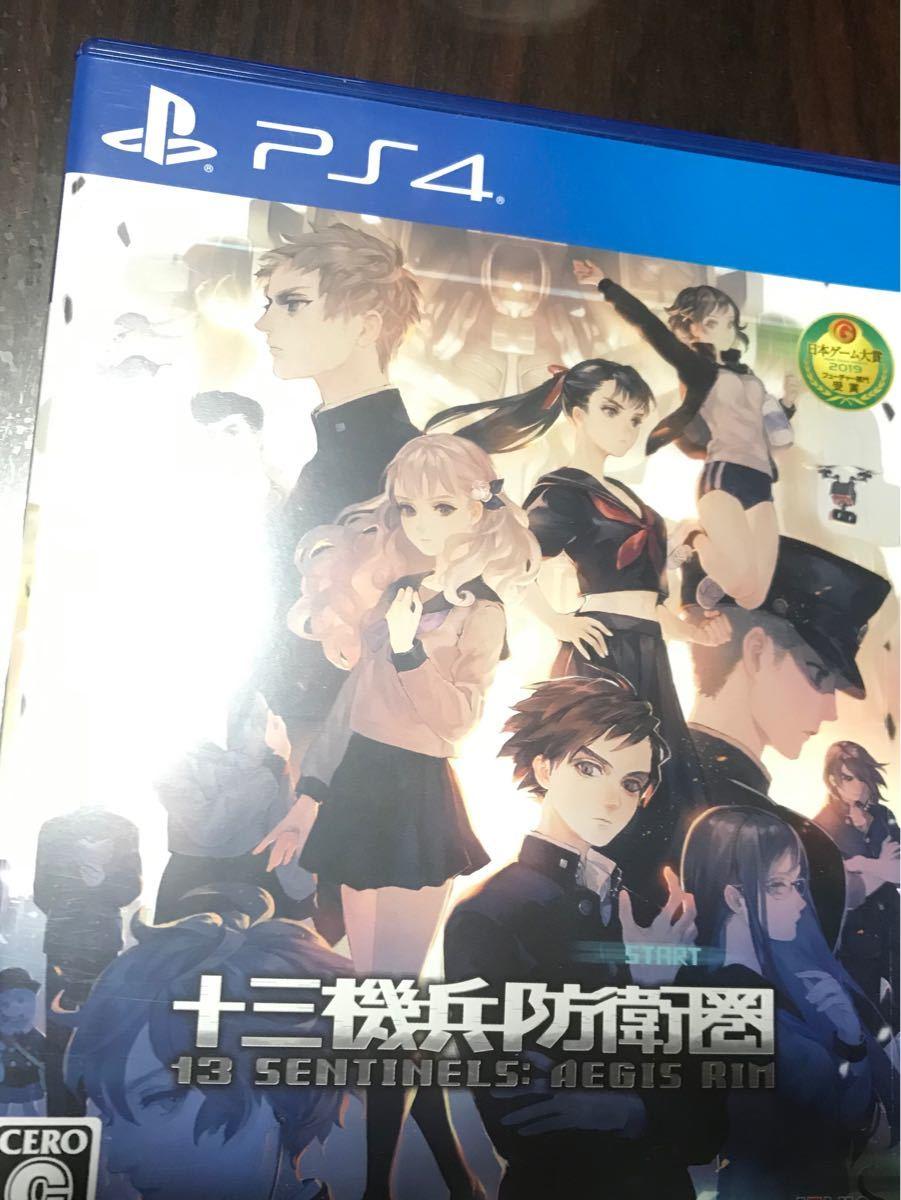 PS4 ゲームソフト 十三機兵防衛圏