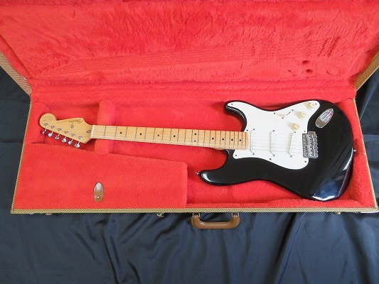Fender フェンダー USA Eric Clapton Stratocaster BLACKIE 50th Anniversary